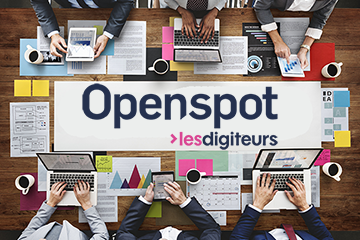 Openspots - les digiteurs